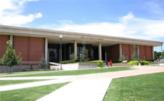 SWOSU Al Harris Library, Weatherford, Oklahoma