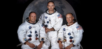 First to the Moon: 50th Anniversary of Apollo 11