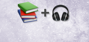 Heard a good book lately? Check out our audiobooks!