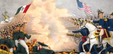 Dust and Smoke: The Mexican-American War,  1846-1848