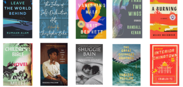 Browse the nominees and winners of the 2020 National Book Awards!