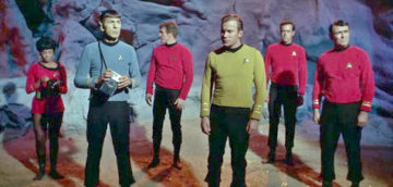 Live Long and Prosper: 50 Years of Star Trek